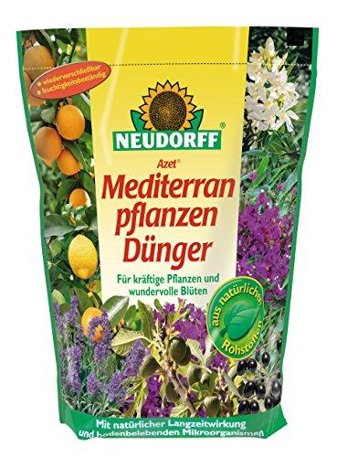 NEUDORFF engrais pour plantes méditerranéennes azet, 750 g