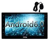Stereo schermo Android 6.0 autoradio capacitivo da 7 pollici touch Doppio 2 DIN Unit¨¤ principale Car NO-DVD GPS Sat Nav di sostegno di navigazione WIFI 3G / 4G OBD Bluetooth SWC Telefono Mirroring F