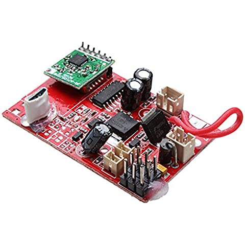 Bluelover WLtoys V913 RC Brushless Parte Brushless Receiver consiglio