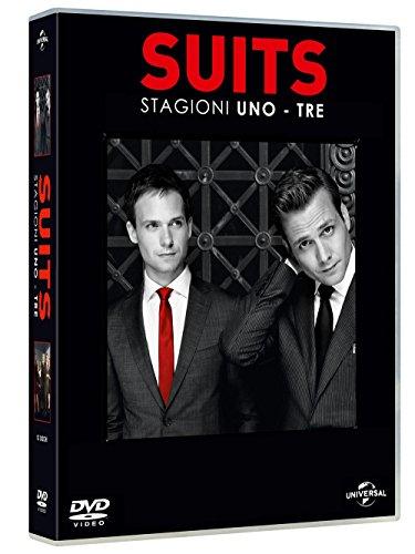 Suits - Stagioni 1-3 (Boxset) (11 DVD)