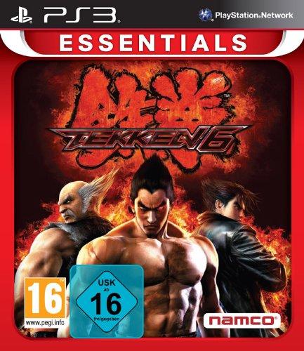 Tekken 6 PS3 (Ps3 Kampfspiele)