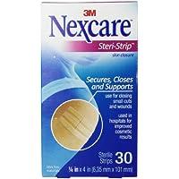 Nexcare Steri-Strip Skin Closure 1/4 X 4 Inches, 30 Count by Nexcare preisvergleich bei billige-tabletten.eu