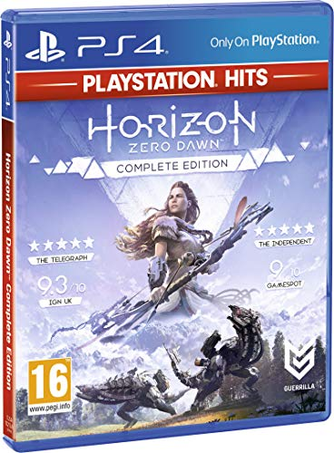 Horizon Zero Dawn Complete Edition PlayStation HITS (PS4) Best Price and Cheapest