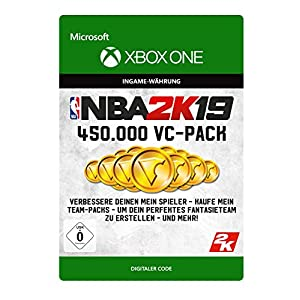 NBA 2K19: 450,000 VC | Xbox One – Download Code