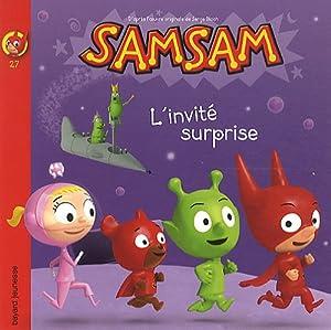 "Afficher ""SamSam n° 27 L'Invité surprise"""