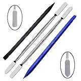 ACENIX® nuovo 4in 1in metallo e plastica spudger set di attrezzi di apertura di riparazione per iPad iPhone iPod
