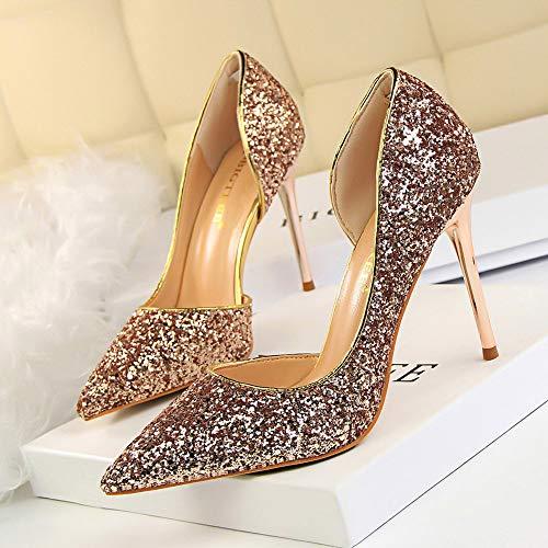 c58ac2a14 Beikoard-scarpa da Donna Estremamente Sexy Tacchi Alti Scarpe da ...