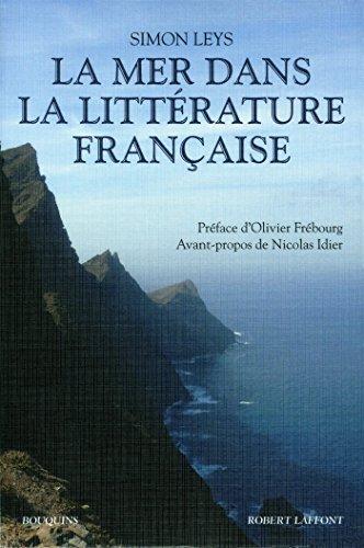 La Mer dans la littérature française