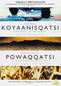 Koyaanisqatsi / Powaqqatsi (2 Dvd) [Edizione: Regno Unito] [Import anglais]