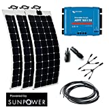 405 W flexible Kit de paneles solares