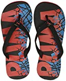 #1: Puma Men's Pop Art II Flip Flops Thong Sandals