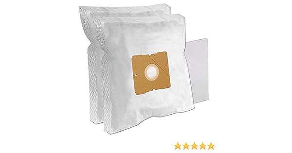 PakTrade 10 Sacchetti per Aspirapolvere LERVIA KH 3158 KH3158