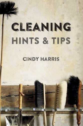 Cleaning Hints & Tips Cover Image