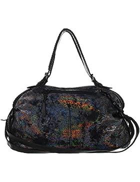 Tyoulip Sisters Tasche Core Black Rainbow 41cm