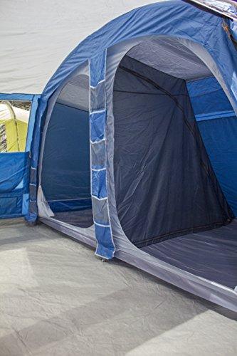 Vango Unisex Odyssey Airbeam Deluxe aufblasbares Zelt, Sky Blau, Größe 600 - 4