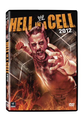 WWE: Hell in a Cell 2012 by Various (Wwe Hell Cell A In)