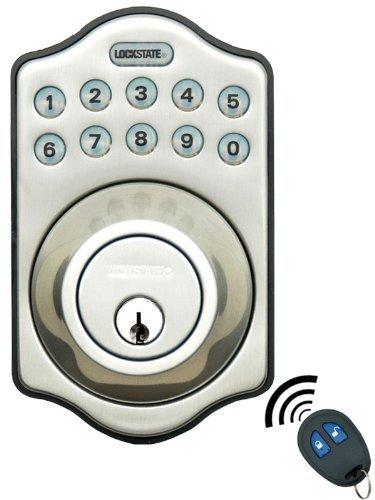 lockstate ls-db500r-sn cerrojo electrónico con mando a distancia