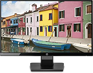 "HP 22w - Monitor 21.5"" (Full HD, 1920 x 1080 pixeles, tiempo de respuesta de 5 ms, 1 x HDMI, 1 x VGA, 16:9), Color Negro (B0732RBR3J) 