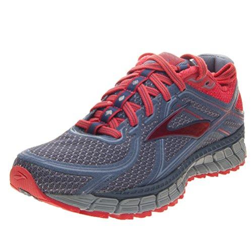 brooks Adrenaline Asr 13, Zapatos para Correr para Mujer, Multicolor (
