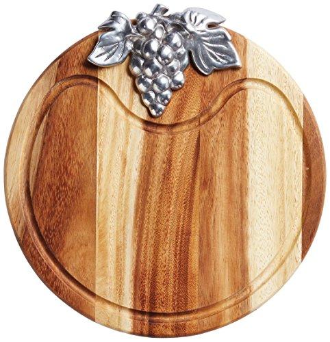 Master Class - Tagliere per formaggi in legno di acacia