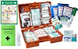 Erste-Hilfe-Koffer Gastro Pro + für Betriebe Din/EN 13169 inkl. AUSHANG,...