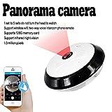960p Home Caméra IP de vidéosurveillance, affichage à distance moniteur vidéo avec sonnette, IR Vision de nuit un joli motif Appreance Wifi Camera