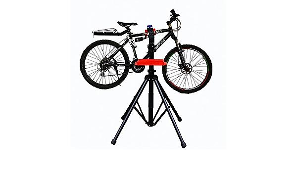 Aluminium Fahrrad Montageständer Fahrradständer Flügel Ständer Fahrrad Bergfahrradträger Fahrrad Reparatur Werkzeug Zubehör Sport Freizeit