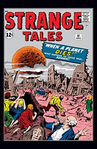 Strange Tales (1951-1968) #97 (English Edition) eBook: Stan Lee ...