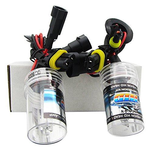 2X XENON HID H11 AMPOULE LAMPE 5000K 55W POUR VOITURE R TOOGOO
