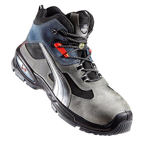 Puma , Chaussures de sécurité pour homme Gris - Grau-Blau