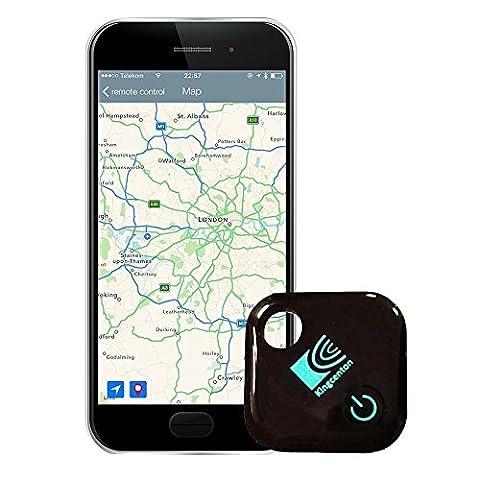 Kingcenton Localisateur d'objets (clés, portefeuilles) Key Finder Traceur GPS Bluetooth