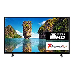 "Finlux 50"" 4K UHD Smart LED TV with Freeview Play (50-FUB-5522)"