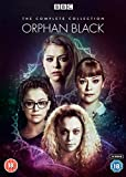 Orphan Black - The Complete Collection [DVD] [2018]
