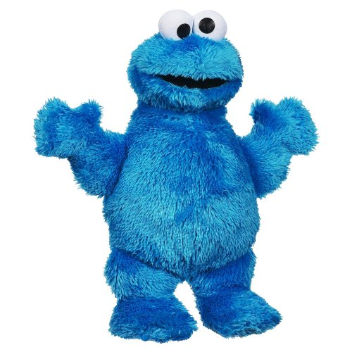 playskool-sesame-street-toy-lets-cuddle-cookie-monster-soft-and-cuddly-10-inch-plush-figure
