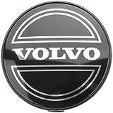 VOLVO Original Radzierblende / Nabenabdeckung für Leichtmetallfelgen des VOLVO V40 & S40 bis Baujahr 2004 nach Original-Nr.: 30638643