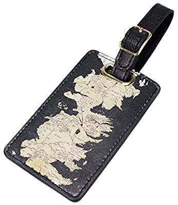 Game of Thrones Luggage Tag - Westeros
