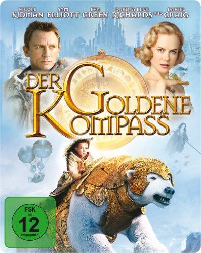 Bild von Der Goldene Kompass Steelbook [Blu-ray]