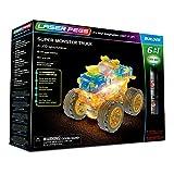 Laser Pegs 61010 Super Monster Truck 6-in-1 Building Set