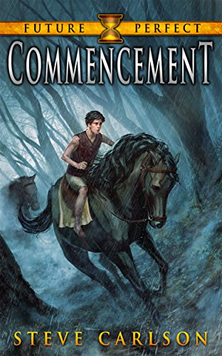 book cover of Commencement