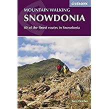 Mountain Walking in Snowdonia: 40 finest routes in Snowdonia (Cicerone Guides)
