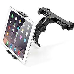 iKross Soporte de tablet para coche - Reposacabezas