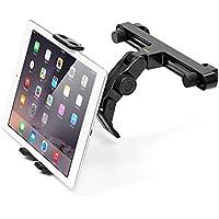 iKross Soporte de Coche para Tablet 7-12 Pulgadas, Sostenedor para Reposacabezas del Coche, para Samsung Galaxy Tab, Alcatel One Touch, iPad Pro y más