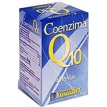 Coenzyma Q10 40 perlas de Ynsadiet