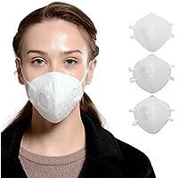 KANJEKANLE Erwachsene Wiederverwendbare Staub-Breathable Waschbare Sport-Gesichts-Masken Elektrostatisches Baumwollmaterial... preisvergleich bei billige-tabletten.eu