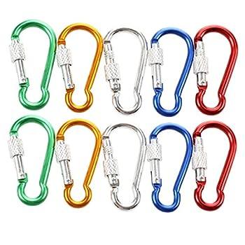 SODIAL R 10Pcs Color...
