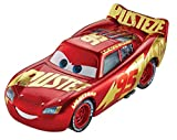 Mattel Disney Cars DXV45 Disney Cars Die-Cast Rust-Eze Racing Center Lightning Mcqueen