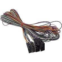 ISO Extensión conector hembra Cable 5 m adaptador de radio altavoz corriente Parrot