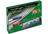 PEQUETREN - Tren de mercancías con estación, Circuito de 3.4 m (Servicios e Industrias del Juguete 303)