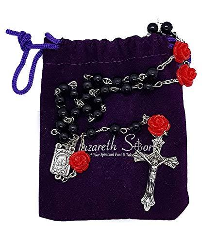 Zoom IMG-1 nazareth store collana con rosario