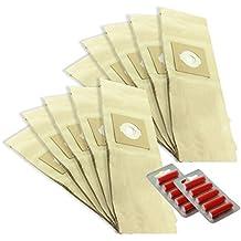 Spares2go bolsas de polvo para Kirby Generación 4, 5, 6y 7aspiradoras (lote de 10+ 10ambientadores)
